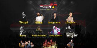 konser 75