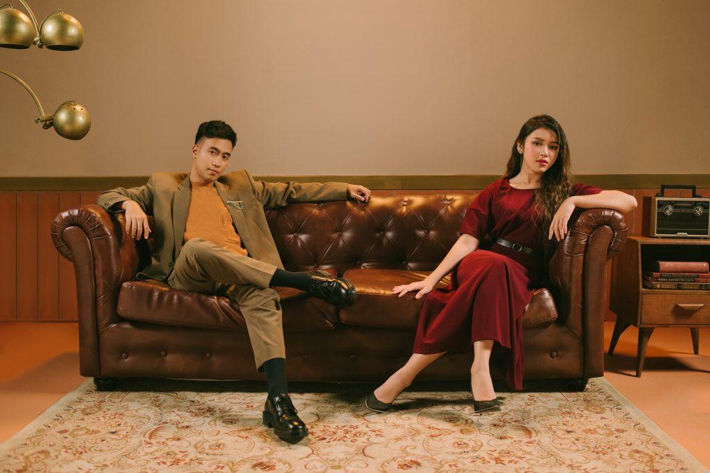 Tiara Andini x Vidi Aldiano dok.Universal Music Indonesia
